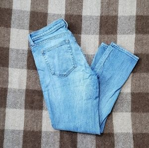 Gap Light Wash Denim